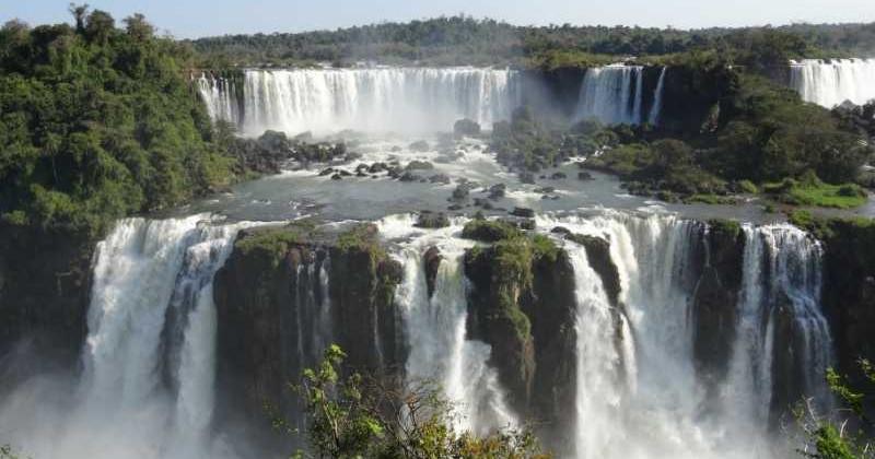 Paraguay et les chutes d'Iguazu