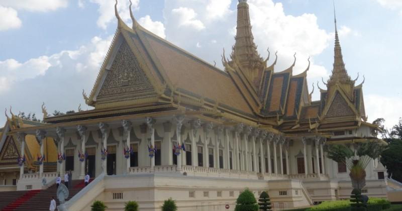 Le sud du Cambodge
