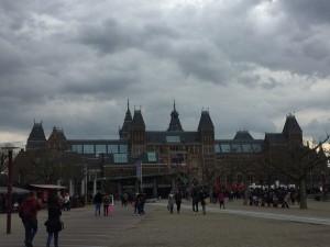 11.Amsterdam - grands musées - Rijksmuseum