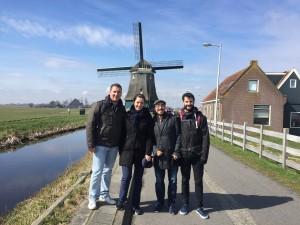 19.Volendam - moulin