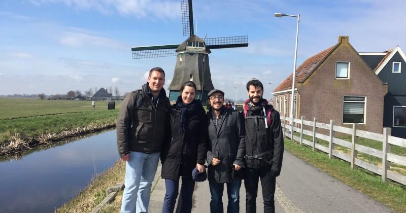 Amsterdam et ses environs