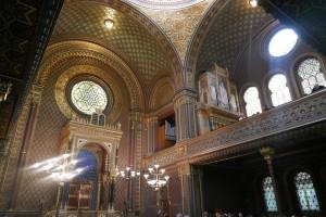 Quartier juif - synagogue espagnole