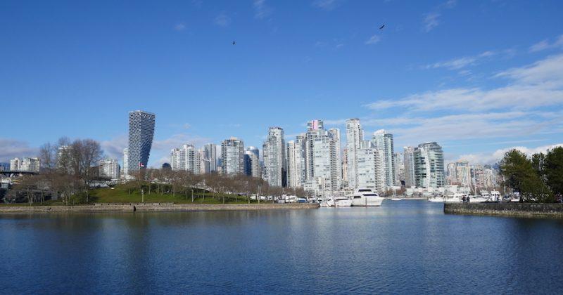 La découverte de Vancouver