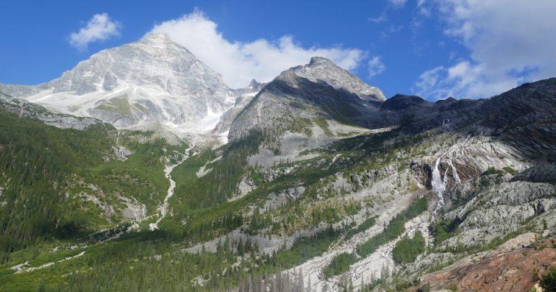 Les rocheuses canadiennes – 1ère partie