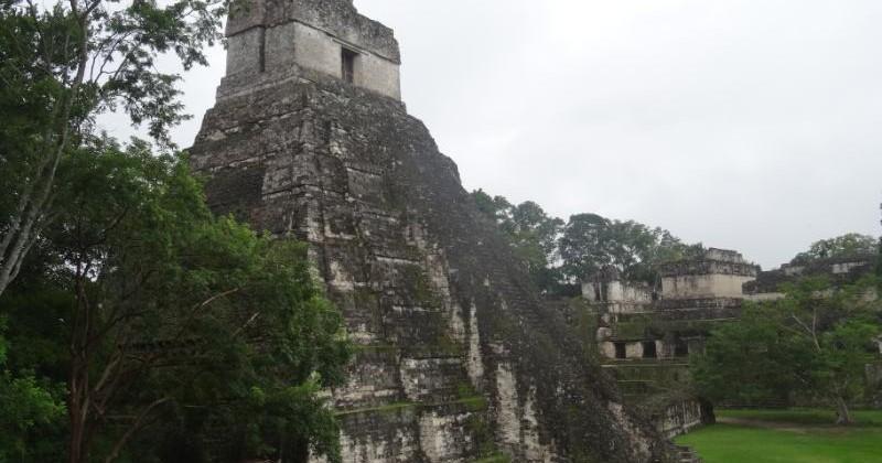 Guatemala : l'est du sud au nord