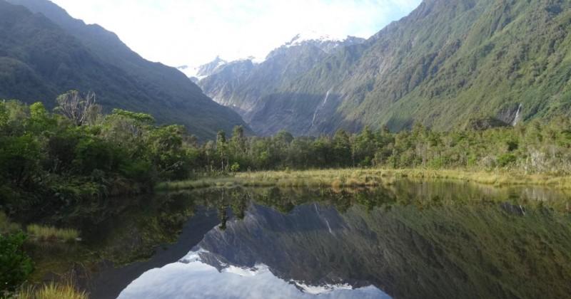 Nouvelle Zélande : île du Sud