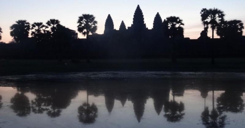 Traversée Ouest – Est du Cambodge
