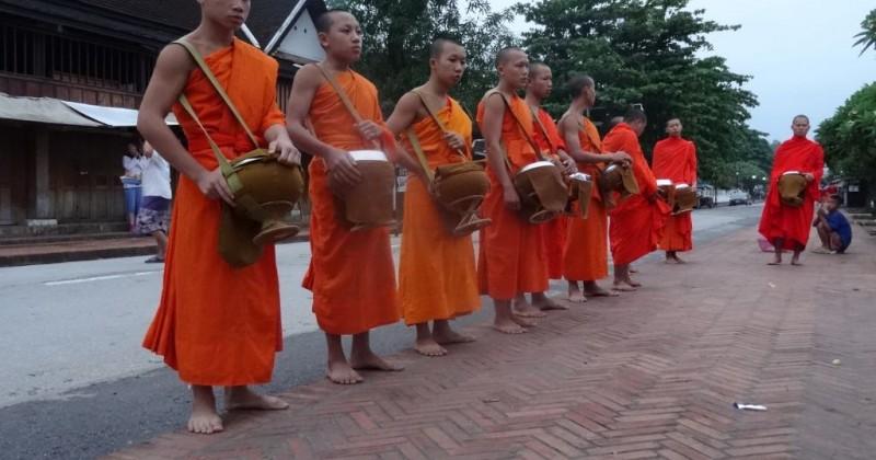 Le centre du Laos