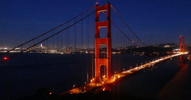 USA : Le Nord de la Californie