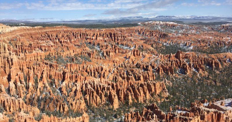 USA : Nevada et Sud-Ouest de l'Utah