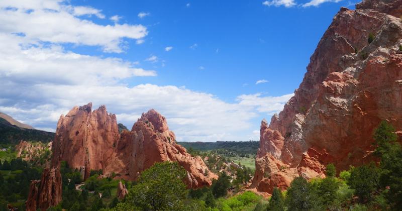 USA : Nouveau Mexique et Colorado